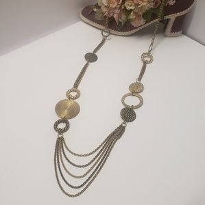 One of a kind Vintage Statement Necklace
